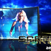 SCREEN – AFTER EFFECTS PROJECT (VIDEOHIVE)