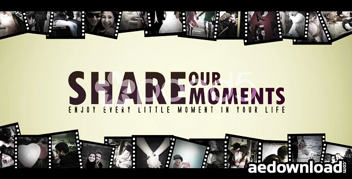 SHARE THE MOMENTS