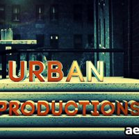 SHATTERED AN URBAN MOVIE INTRO – AFTER EFFECTS PROJECT (VIDEOHIVE)