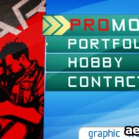 STAR PROMOTION – PROJECT FOR AFTER EFFECTS (VIDEOHIVE)