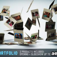 SLIDES 3D – PORTFOLIO AND OPENING (VIDEOHIVE)