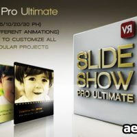 SLIDESHOW PRO ULTIMATE – PROJECT FOR AFTER EFFECTS (VIDEOHIVE)