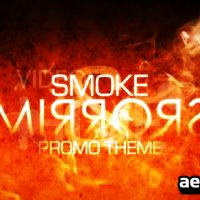 SMOKE & MIRRORS – AFTER EFFECTS PROJECT (VIDEOHIVE)