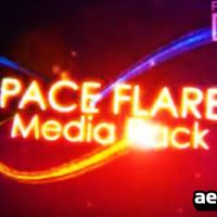 SPACE FLARES MEDIA PACK – AFTER EFFECTS PROJECT (VIDEOHIVE)
