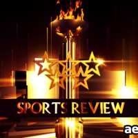 SPORTS REVIEW – PROJECT FOR AFTER EFFECTS (VIDEOHIVE)