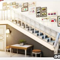 STAIRWAY OF MEMORIES – AFTER EFFECTS PROJECT (VIDEOHIVE)