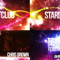 STARLIGHT PROMO – AFTER EFFECTS PROJECT (VIDEOHIVE)