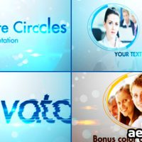 STYLISH CORPORATE CIRCLES PRESENTATION – VIDEOHIVE
