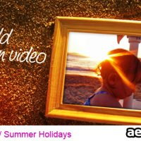 SUMMER HOLIDAYS – AFTER EFFECTS PROJECT (VIDEOHIVE)