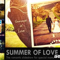 SUMMER OF LOVE 4958730 – AFTER EFFECTS PROJECT (VIDEOHIVE)