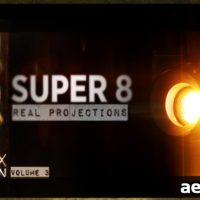 SUPER 8 BUNDLE – PROJECT FOR AFTER EFFECTS (VIDEOHIVE)