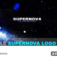 SUPERNOVA – PROJECT FOR AFTER EFFECTS (VIDEOHIVE)
