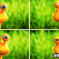THE ADVENTUROUS SNAIL (PHOTO SHOW) – AFTER EFFECTS PROJECT (VIDEOHIVE)