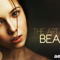 THE ART OF BEAUTY – AFTER EFFECTS PROJECT (VIDEOHIVE)