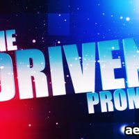 THE DRIVEN PROMO – PROJECT FOR AFTER EFFECTS (VIDEOHIVE)
