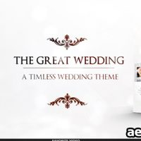 THE GREAT WEDDING PACK – AFTER EFFECTS PROJECT (VIDEOHIVE)