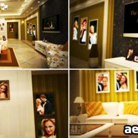 THE HOUSE OF LOVE – AFTER EFFECTS PROJECT (VIDEOHIVE)