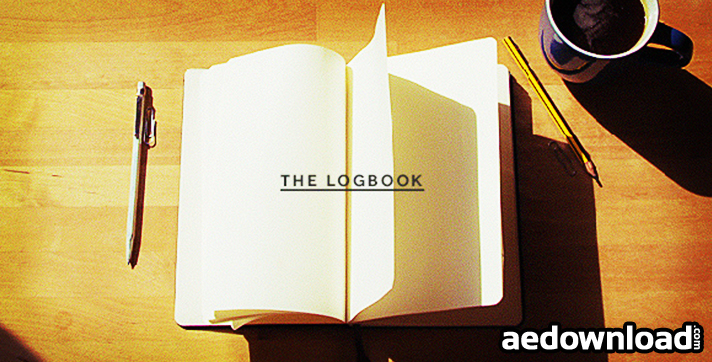 The Logbook Mockup