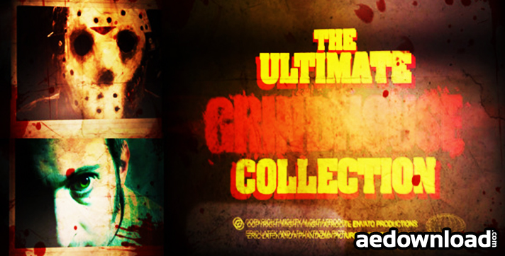 The Ultimate Grindhouse Collection V1 Videohive Free After