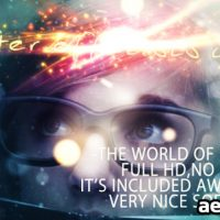 THE WORLD OF PARTICLES – AFTER EFFECTS PROJECT (VIDEOHIVE)