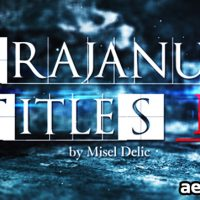 TRAJANUS TITLES 2 – TRAILER – AFTER EFFECTS PROJECT (VIDEOHIVE)