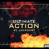 ULTIMATE ACTION PROMO – AFTER EFFECTS PROJECT (VIDEOHIVE)