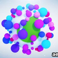 VIBRANT PARTICLES LOGO REVEAL FREE DOWNLOAD – VIDEOHIVE