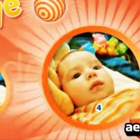 BABY GALLERY – AFTER EFFECTS PROJECT (VIDEOHIVE)