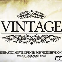 VINTAGE OPENER – PROJECT FOR AFTER EFFECTS (VIDEOHIVE)