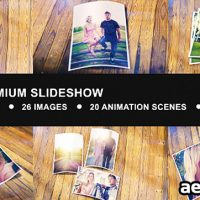 VINTAGE PREMIUM SLIDESHOW – AFTER EFFECTS PROJECT (VIDEOHIVE)