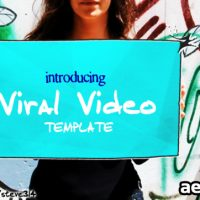 VIRAL VIDEO TEMPLATE – AFTER EFFECTS PROJECT (VIDEOHIVE)