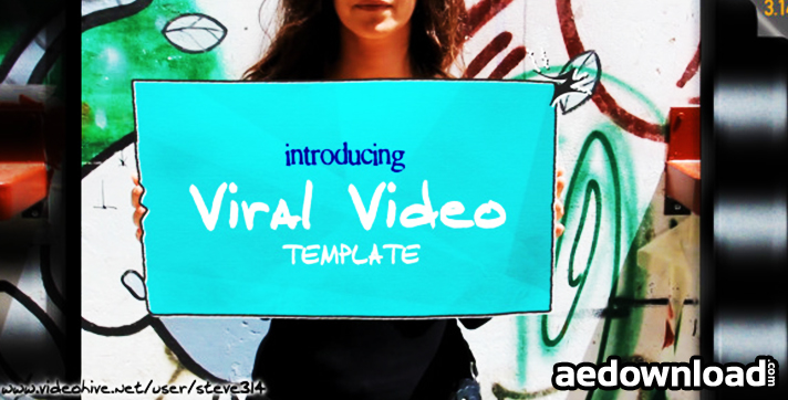 VIRAL VIDEO TEMPLATE - AFTER EFFECTS PROJECT (VIDEOHIVE) - Free ...
