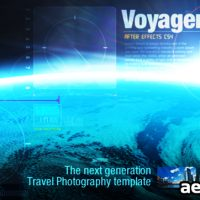 VOYAGER – PROJECTS FOR AFTER EFFECTS (VIDEOHIVE)