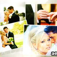 WEDDING MOMENT – PROJECT FOR AFTER EFFECTS (VIDEOHIVE)