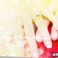 WEDDING PHOTO ALBUM AND SLIDESHOW II VIDEOHIVE