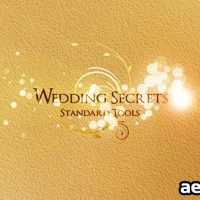 WEDDING SECRETS – PROJECT FOR AFTER EFFECTS (VIDEOHIVE)