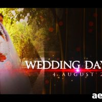 WEDDING TEASER – PROJECT FOR AFTER EFFECTS (VIDEOHIVE)