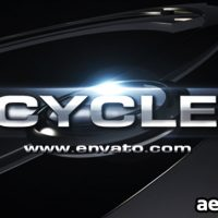 CYCLE LOGO REVEAL – AFTER EFFECTS PROJECT (VIDEOHIVE)