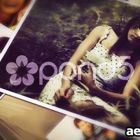 100 PHOTO – AFTER EFFECTS TEMPLATE (POND5) FREE DOWNLOAD
