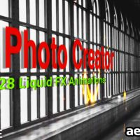 Videohive 3d Photo Creator With Liquid FX Animations 13709979