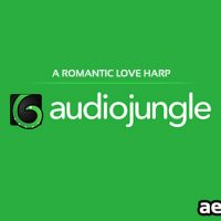 A ROMANTIC LOVE HARP (AUDIOJUNGLE)