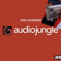 ADD LOUDNESS (AUDIOJUNGLE)