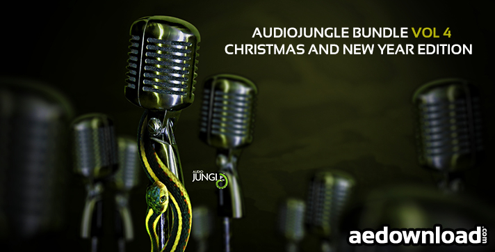 AUDIOJUNGLE BUNDLE VOL 4 - CHRISTMAS AND NEW YEAR EDITION