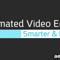 AUTOMATED VIDEO EDITING V1.03 – AESCRIPTS