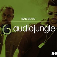 BAD BOYS (FREE AUDIOJUNGLE)