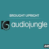 BROUGHT UPRIGHT (FREE AUDIOJUNGLE)