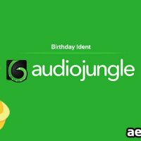 BIRTHDAY IDENT (AUDIOJUNGLE)