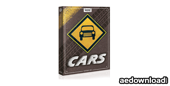 Boom Library - Cars - Everyday Cars