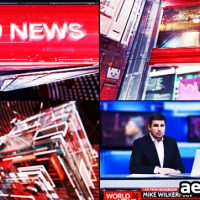 BROADCAST GRAPHIC PACKAGE – 01 – VIDEOHIVE FREE DOWNLOAD