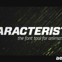 CHARACTERISTIC V1.4.2 (AESCRIPTS)
